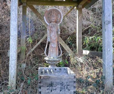 小道地蔵堂寺屋敷跡