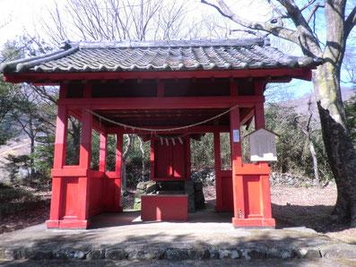 伊豆山神社本宮