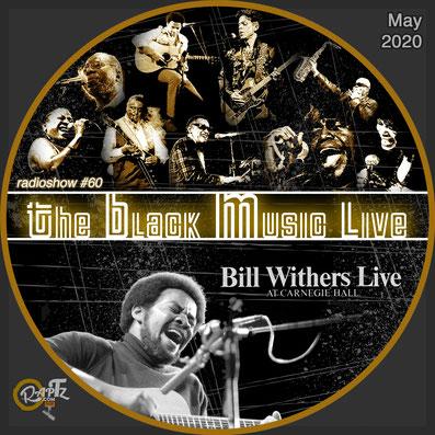 the Funky Soul story - émission The Black Sunday Live avec Bill Withers