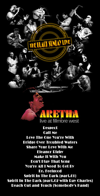 The Black Sunday Live #16 - Aretha Franklin
