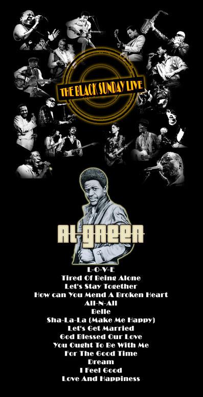 The Black Music Live #11 - Al Green