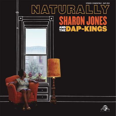 Sharon Jones & The Dap-Kings  - 2005 / Naturally