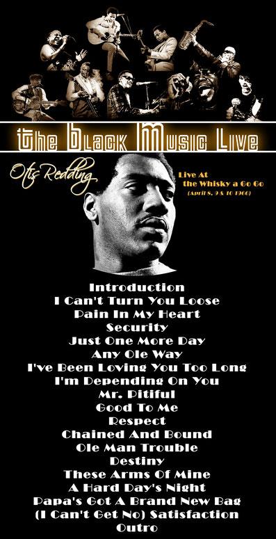 The Black Music Live #36 - Otis Redding live at the Whisky A Go Go (1966)