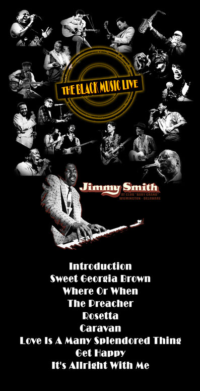 The Black Music Live #25 - Jimmy Smith