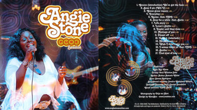 the Funky Soul story : Live Angie Stone 2004