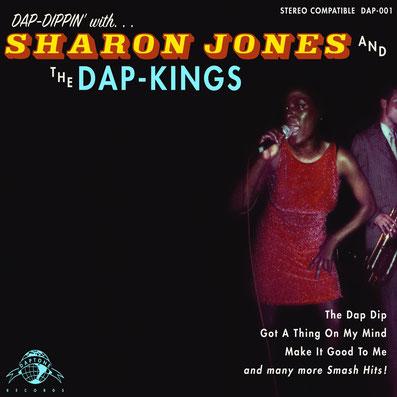 Sharon Jones & The Dap-Kings  - 2004 / Dap Dippin'