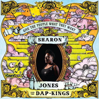 Sharon Jones & The Dap-Kings  - 2014 / Give The People What They Want