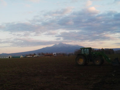 北海道 知床 熊谷農場 提携農場