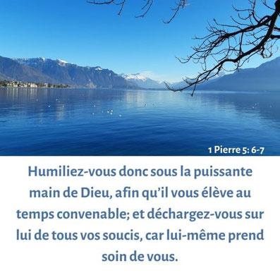 Aux yeux de Dieu, la vraie grandeur ne naît pas de l'orgueil, mais de l'humilité. « L'orgueil d'un homme le conduira à l'humiliation, mais celui qui est humble d'esprit obtiendra la gloire. » « Humiliez-vous devant le Seigneur et il vous élèvera. »