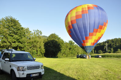 Ballonsport, Erlebniss, Tourismus, Hochschwarzwald