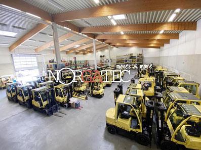 used forklift - Hyster forklift - chariot elevateur occasion - carretilla elevadora segunda mano - gebrauchte Stapler