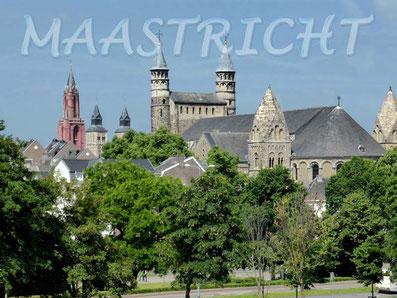 Tagesfahrt ins Niederländische Maastricht