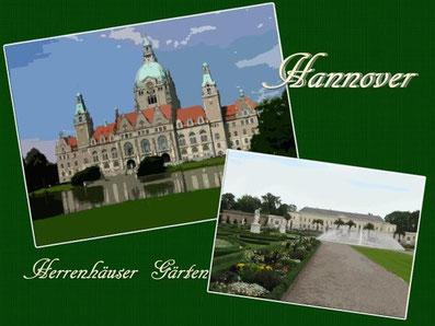 Hannover & Herrenhäuser Gärten