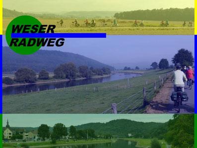 Weser-Fahrradtour