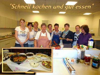 """""""Schnell kochen und gut essen"""""""