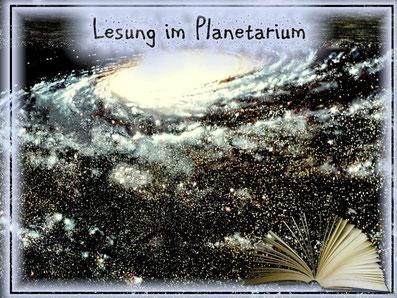 Lesung im Planetarium Münster