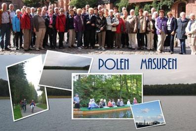 Wochenfahrt - Polen/Masuren
