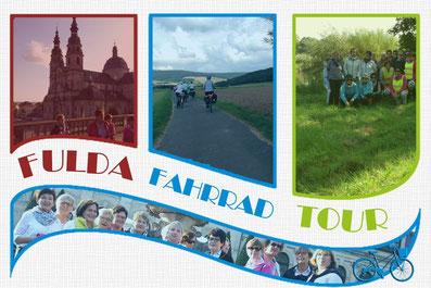 Fulda-Fahrradtour