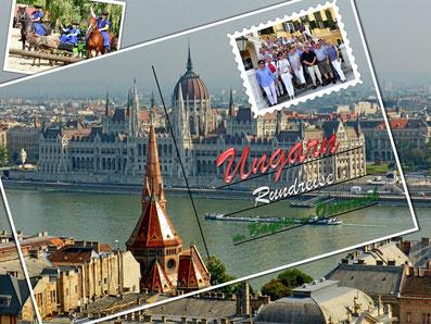 Wochenfahrt Ungarn