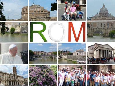 Wochenfahrt - Rom