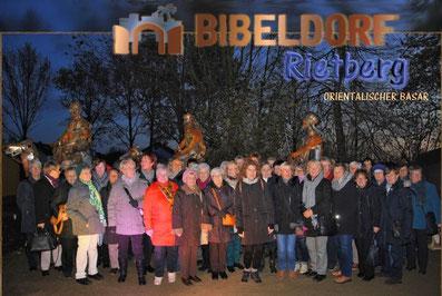 Bibeldorf - Rietberg - Orientalischer Basar