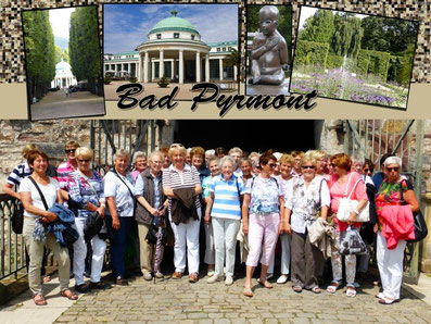 Tagesfahrt: Bad Pyrmont
