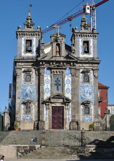 Porto Kirchen - Igreja de Santo Ildefonso