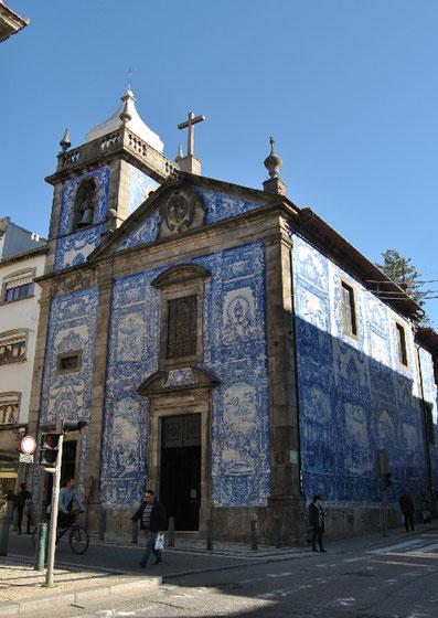 Capela das Almas in Porto