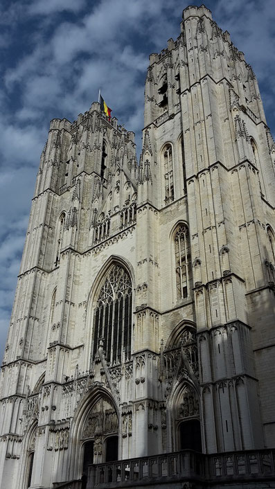 Cathedral St Michel et Gudule / Brussels