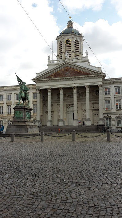 Place Royale Brussels