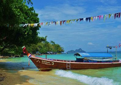Reiseroute Thailand 2 Wochen - Koh Phi Phi Relax Beach Resort