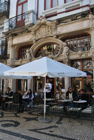 Majestic Café Porto - Harry Potter