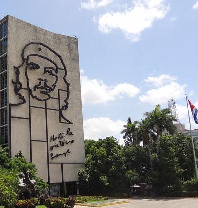 Plaza de la Revolución, Havanna