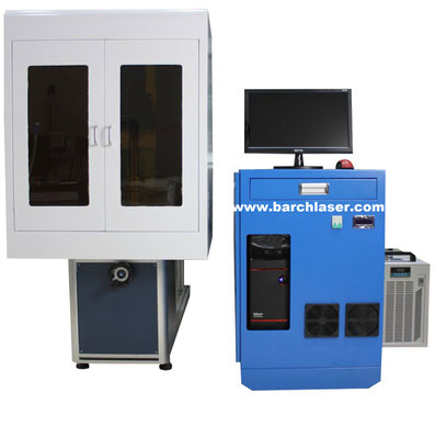 Maquina grabadora laser CO2 con cabezal galvanometro