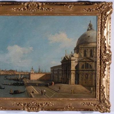 Mostra Canaletto Tiepolo Milano