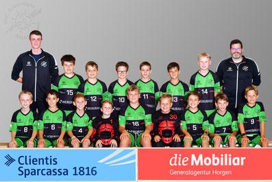 Junioren C Saison 17/18