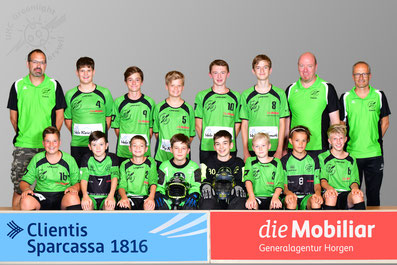 Junioren C Saison 19/20