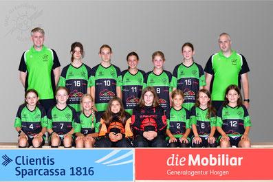 Juniorinnen C Saison 18/19