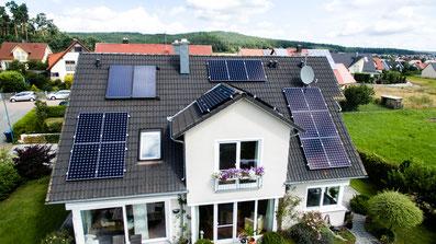 Photovoltaik in Nürnberg und Fürth