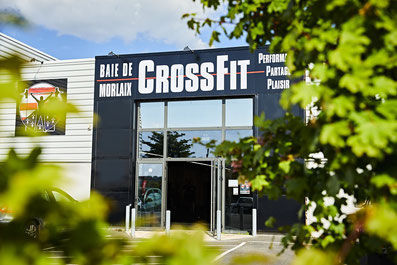 1 box 100% CrossFit (affiliation officielle le 02/03/19)