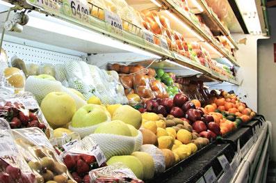 食品の低温保存と保冷輸送に