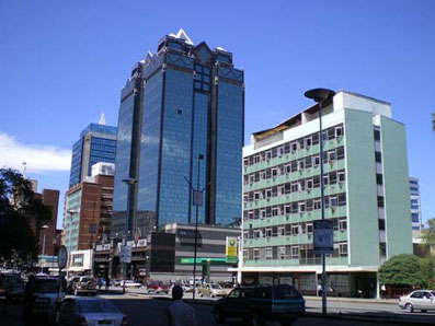 Harare, © PFAU