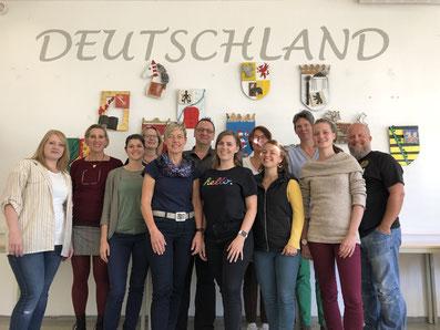 Hoschule Fresenius, Idstein, Dekanrunde