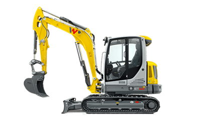 Wacker Neuson ET65 Mini Excavator