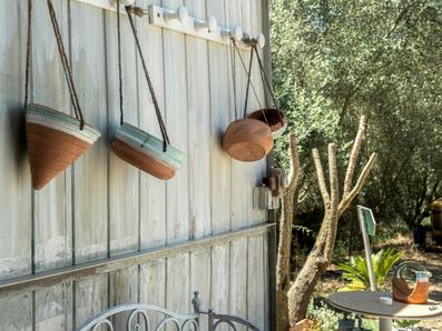 suspensions pour plantes pots de fleurs Hyères Var