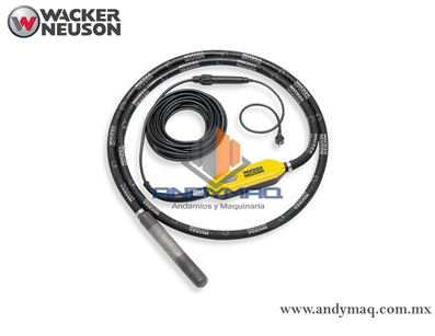 Vibrador de alta frecuencia Wacker Neuson IRFU38