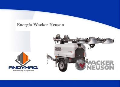 Energía Wacker Neuson