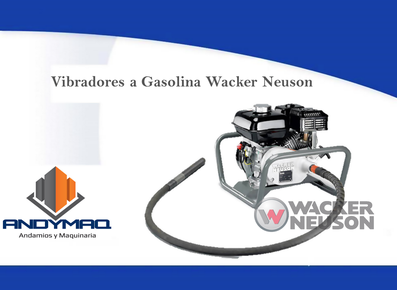 Vibración Wacker Neuson 4