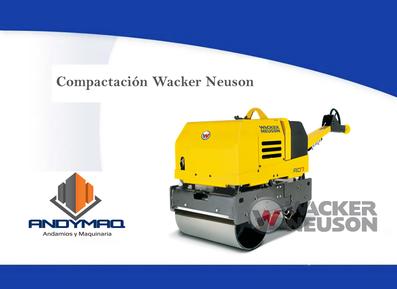Compactacion Wacker Neuson