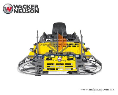 Allanadora Doble CRT48 Wacker Neuson
